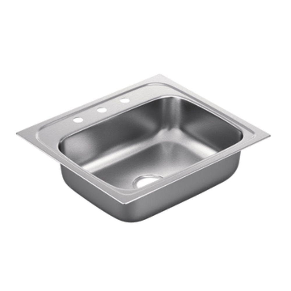 MOEN 2200 Series – Single Bowl